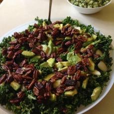 lush salad