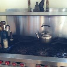 the beautiful stove